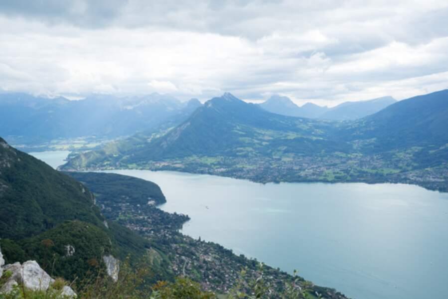 France - Autour d'Annecy : randonnée au Mont Baron