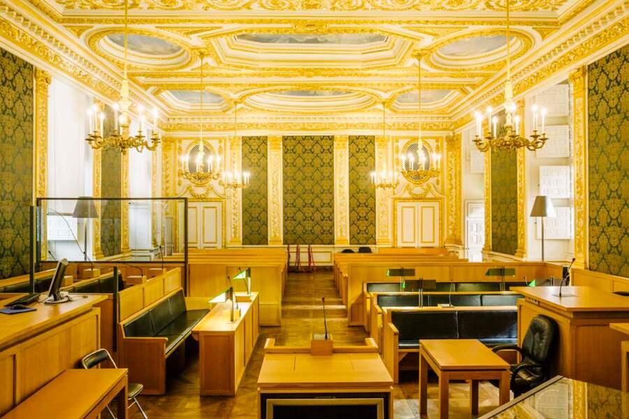 Salle des Assises de l'ancien Parlement de Bretagne