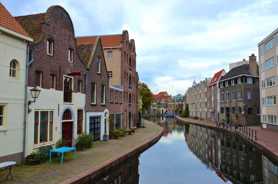 Pays-Bas - Week-end à Rotterdam