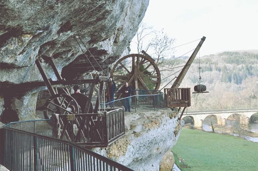 France - La Roque Saint-Christophe