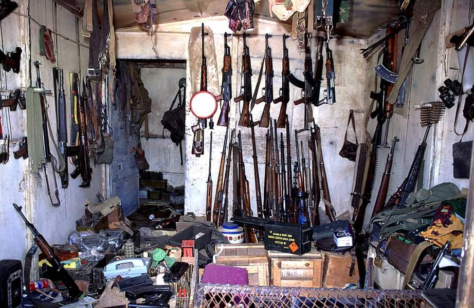 Marchand d'armes