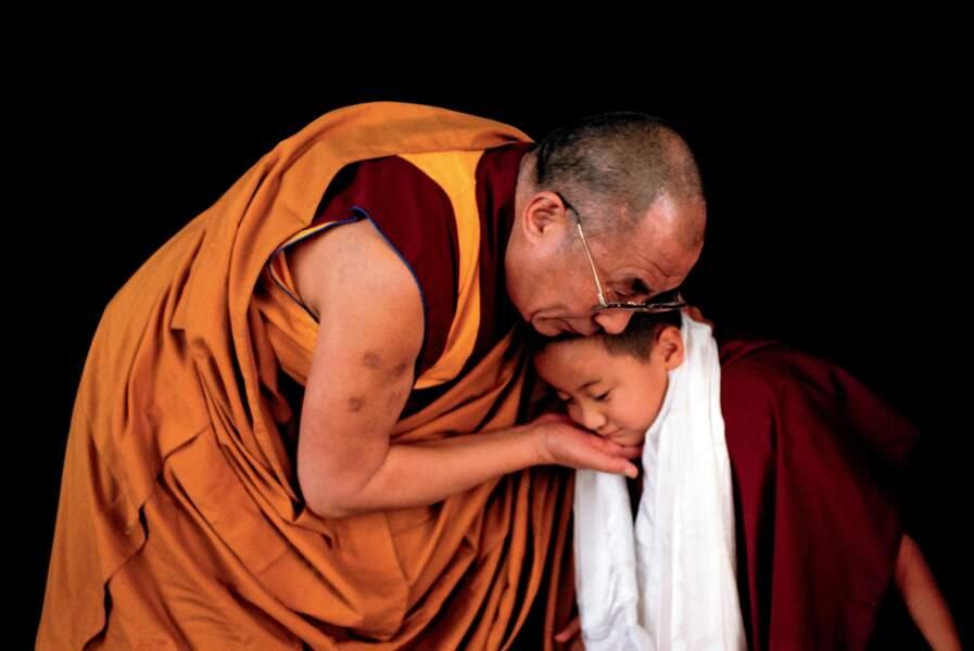 Le dalaï-lama en Inde