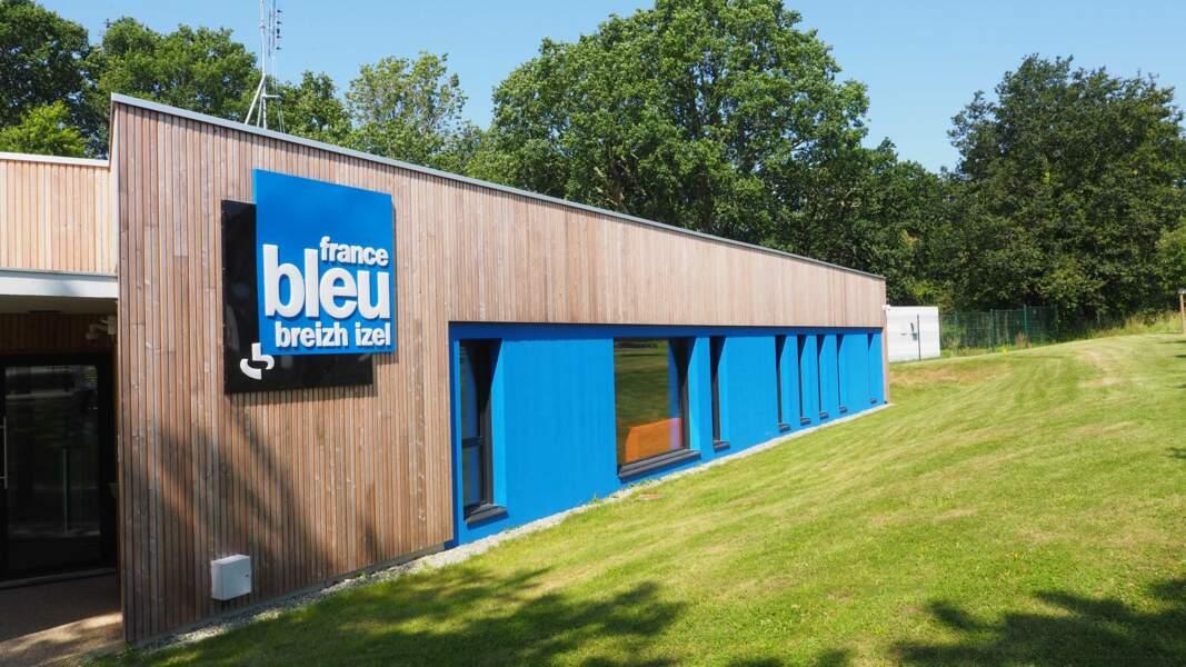 France Bleu Breizh Izel, à Quimper
