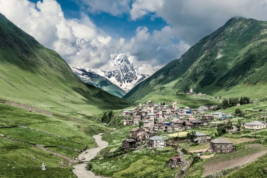 Ouchgouli : les plus hauts villages d'Europe