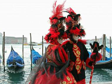 Les plus beaux costumes du carnaval de Venise