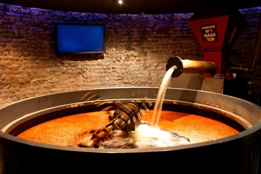 Visiter une distillerie à Dublin