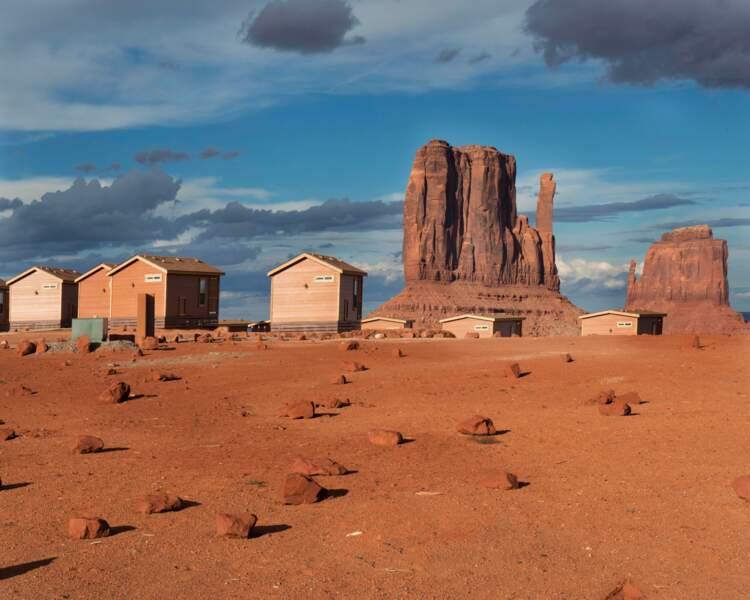 Les Navajos, propriétaires des lieux