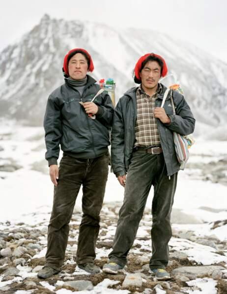 Lobsang Yeshe et Tenpae Gyatso