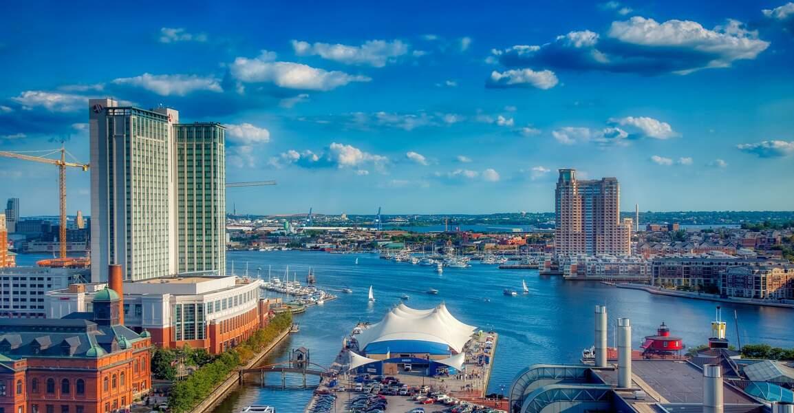 Baltimore, Maryland, États-Unis