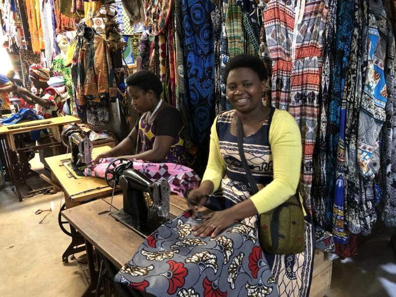 Le marché de Kimironko à Kigali
