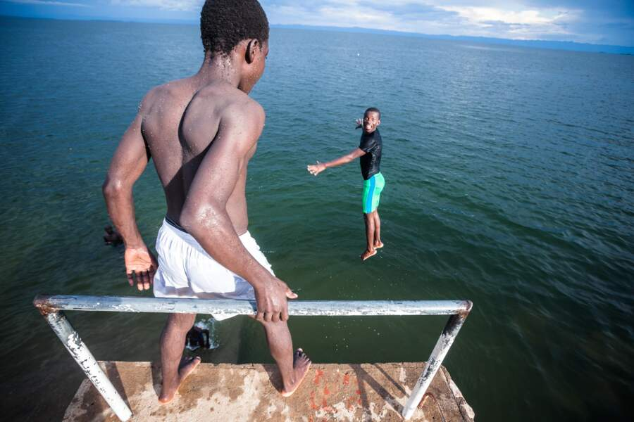 Le barrage de Kariba