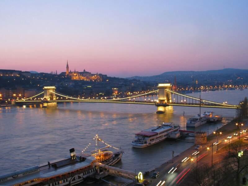 Diaporama n°2 : Budapest, la perle du Danube