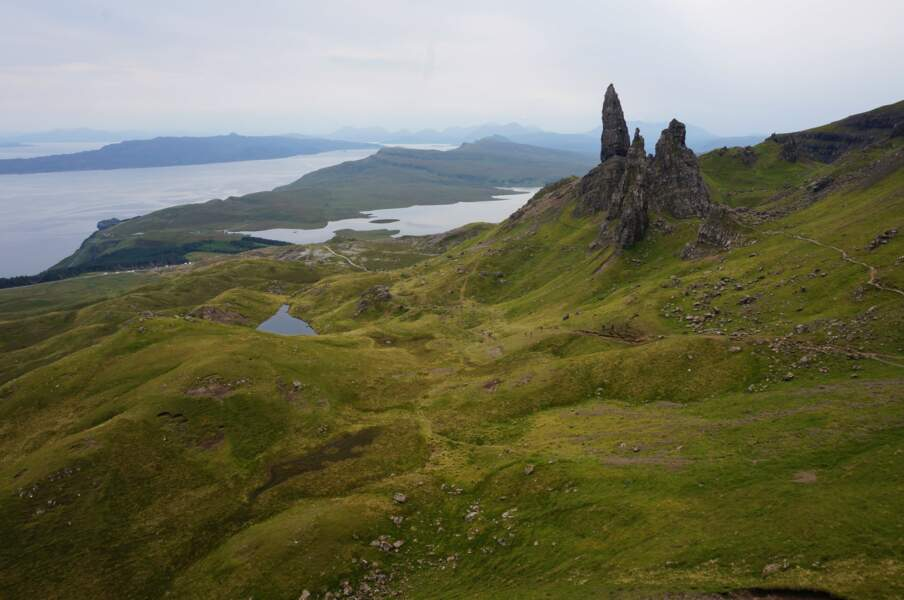 Le Old Man of Storr, île de Skye