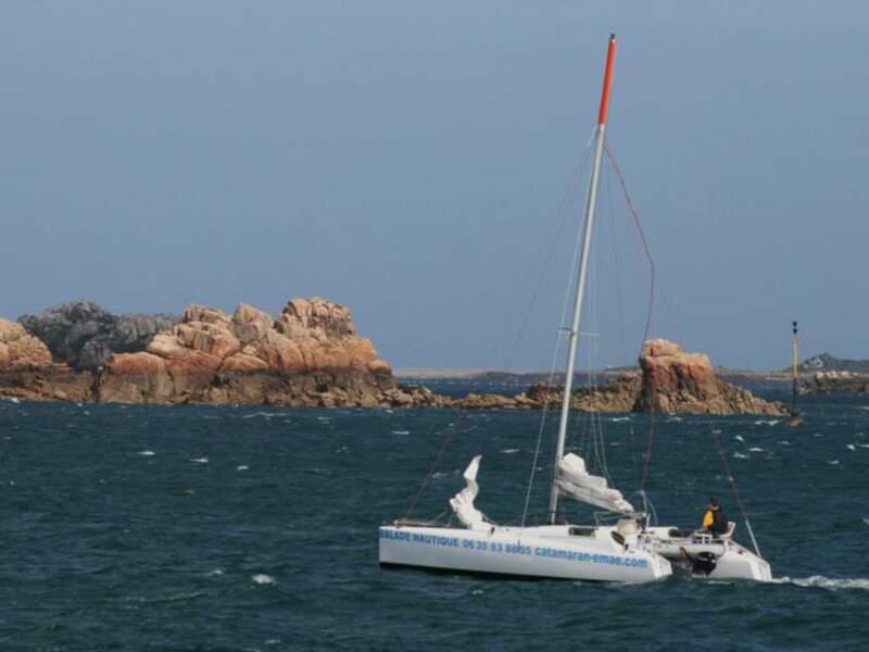 Diaporama n°2 : Au large de la Bretagne, découverte de l'île de Bréhat