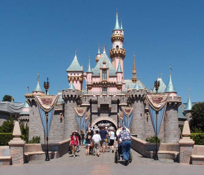 8 - Disneyland, Etats-Unis