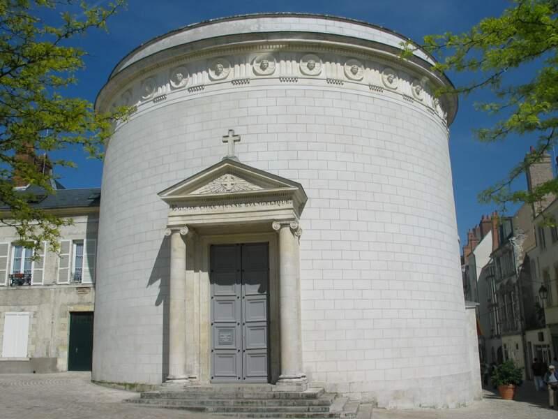Le temple protestant d'Orléans