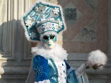 La magie du carnaval de Venise 2017