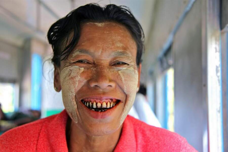 Portrait pris en Birmanie, par le GEOnaute leroy