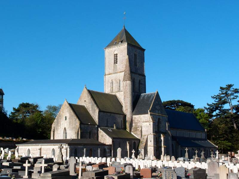 L'église Notre-Dame d'Étretat