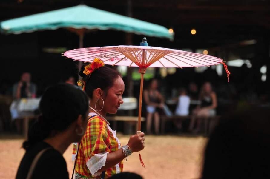 Festivités du Nouvel An dans la communauté Hmong
