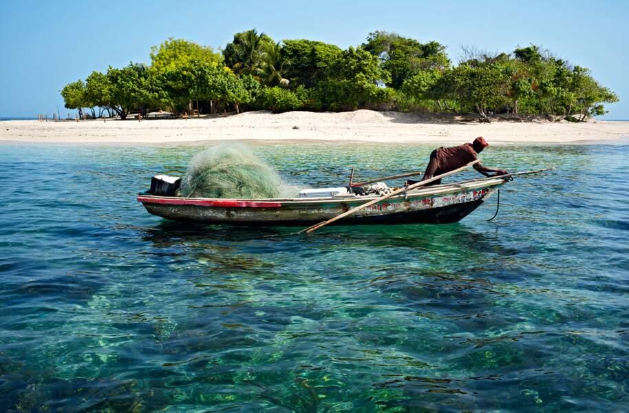 Les îles à flibustiers recèlent des trésors de plages désertes