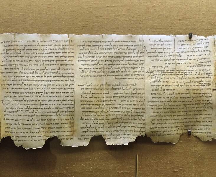 Les manuscrits de Qumrân (ou de la mer Morte)