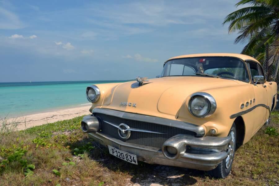 Vieille Buick à Cayo Coco, Cuba, par Robert Gagnon / Communauté GEO