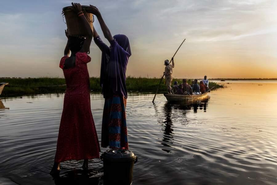 """Crise humanitaire au Tchad – Premier prix catégorie """"environnement"""" (série)"""