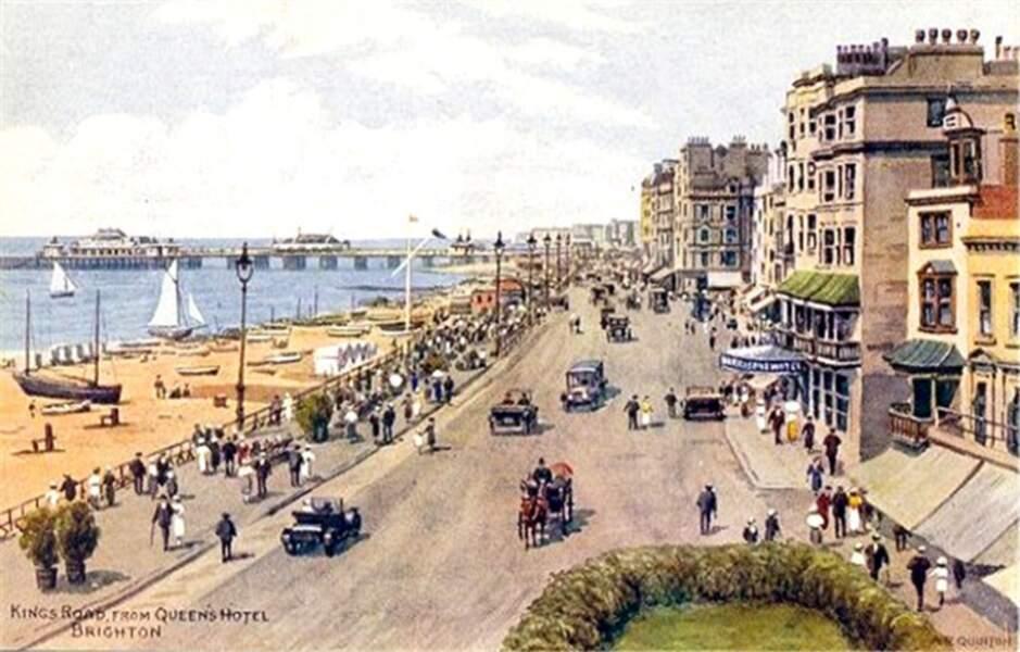 Grande-Bretagne - Petite histoire de la ville de Brighton
