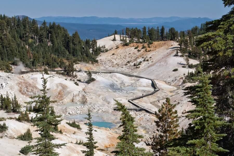 Californie - Lassen Volcanic National Park
