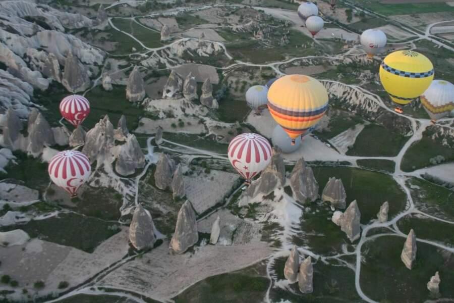 Photo prise en Cappadoce (Turquie), par daniel mornet-croc