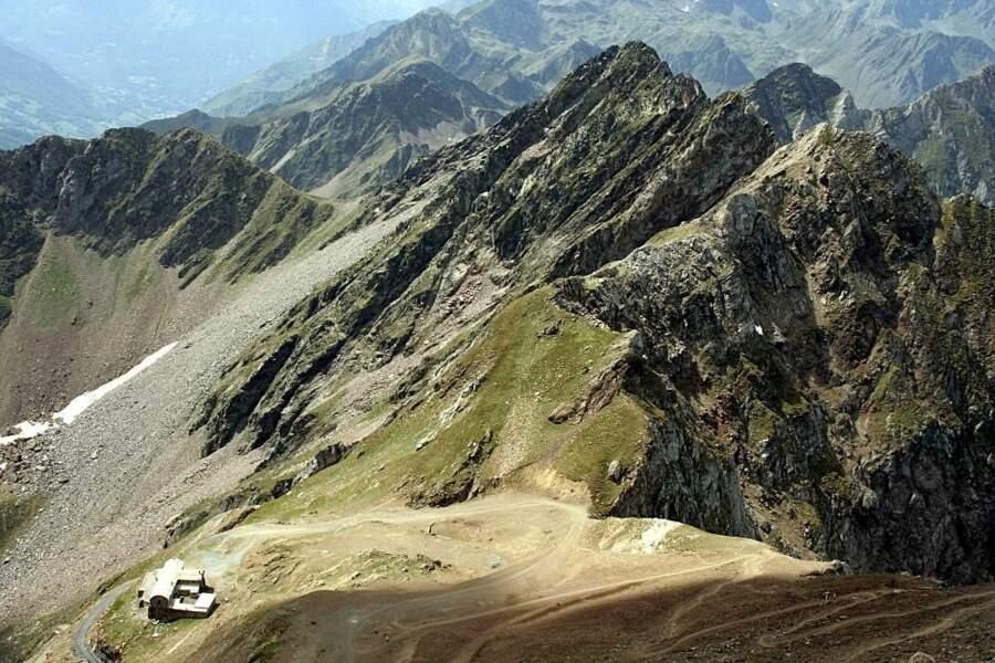Photo prise au Pic du Midi (Hautes-Pyrénées) par le GEOnaute : vivier