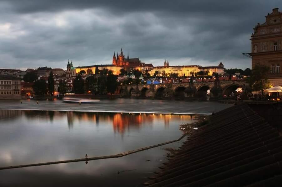 Photo prise à Prague (République-Tchèque) par le GEOnaute : agnesmoallem