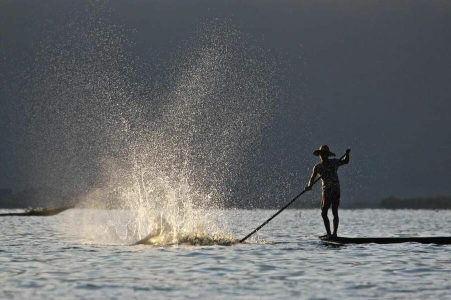 Photo prise en Birmanie, par Freval