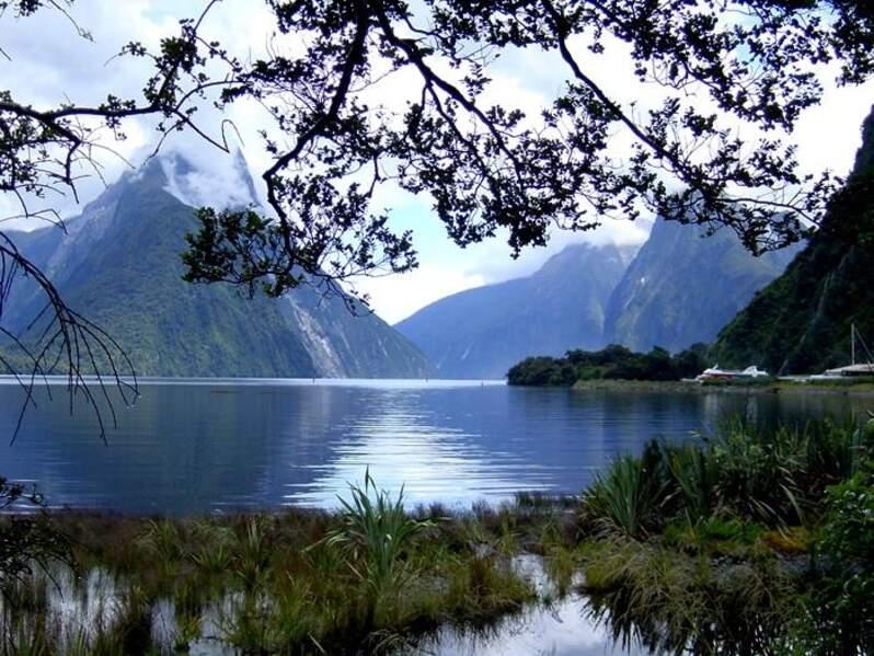 Milford Sound, par Marielle Guevel