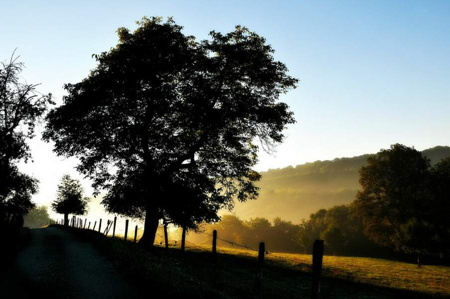Photo prise dans le Doubs par le GEOnaute : Joélisa