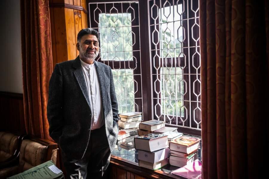 Le juge Rajiv Sharma