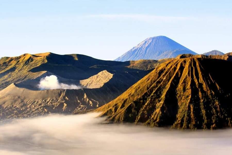 Photo prise au mont Bromo (Indonésie) par philippedaniele