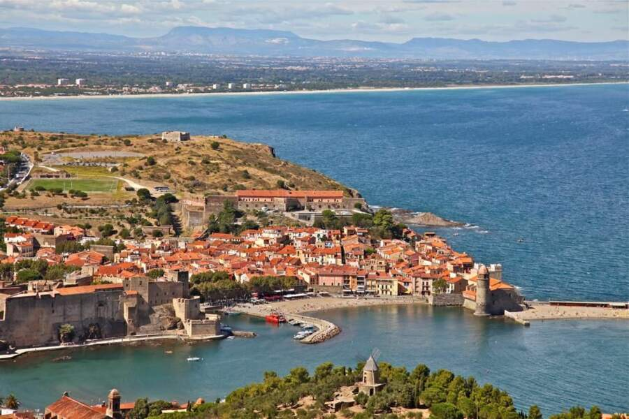 Photo prise à Collioure (Pyrénées-Orientales), par leroy