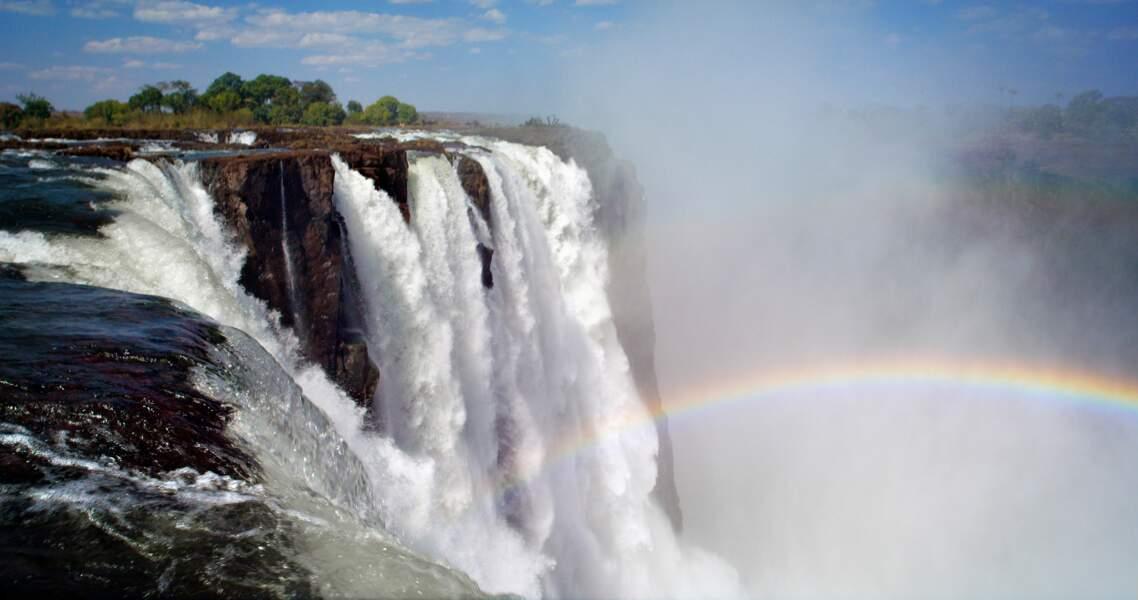 Chutes Victoria / Zimbabwe
