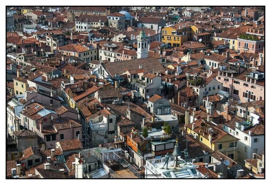 Photo prise à Venise (Italie) par le GEOnaute : divanm