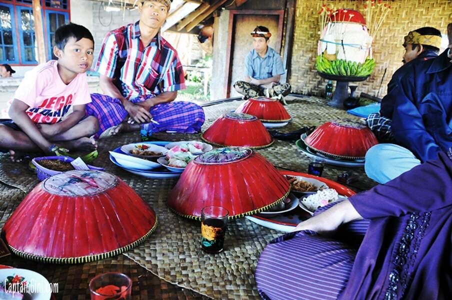 Indonésie - Les villages de Senaru (Lombok)