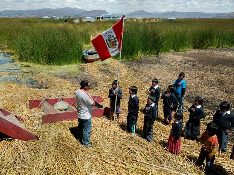 Quechuas, Uros, Aymaras... Pour l'Etat, il n'existe que des Péruviens