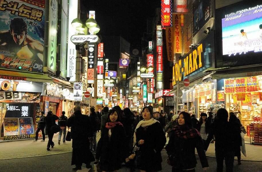 N°7 - Tokyo (Japon)