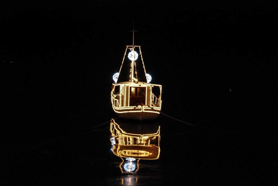 Mon beau bateau, roi de la mer (Grèce)