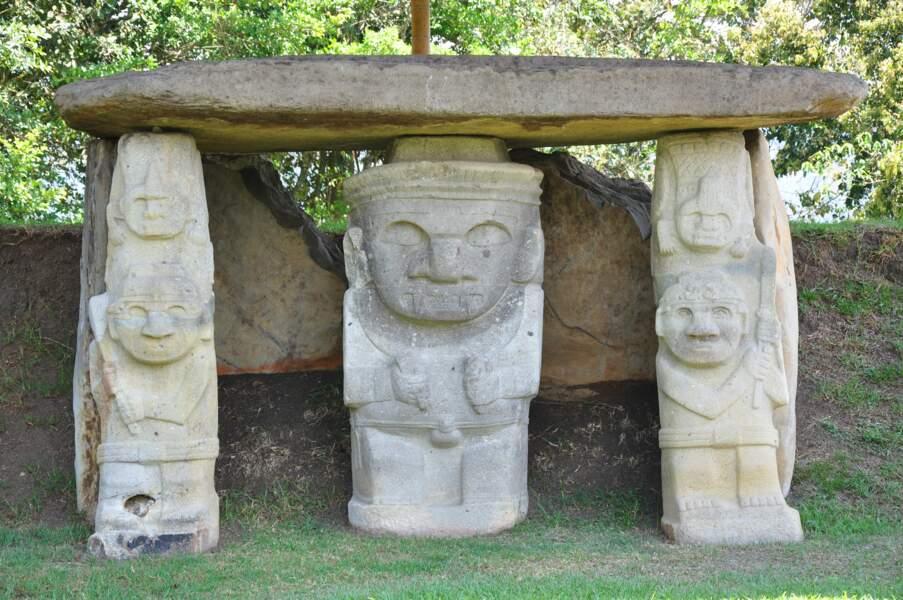Parc archéologique de San Agustín