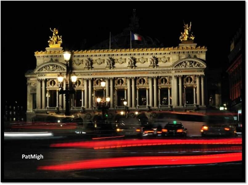Photo prise à l'Opéra Garnier de Paris, par Mighphotos