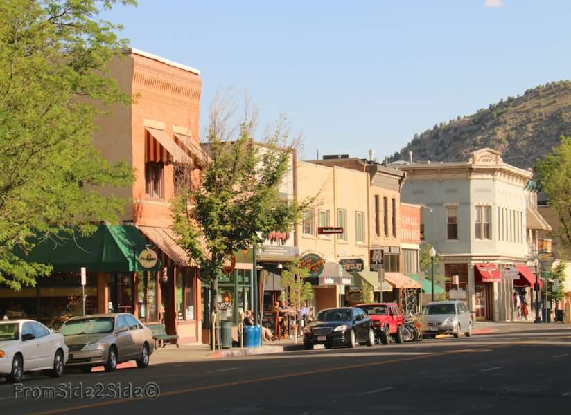 Etats-Unis - Durango, l'insolite : entre passé et présent en plein Colorado