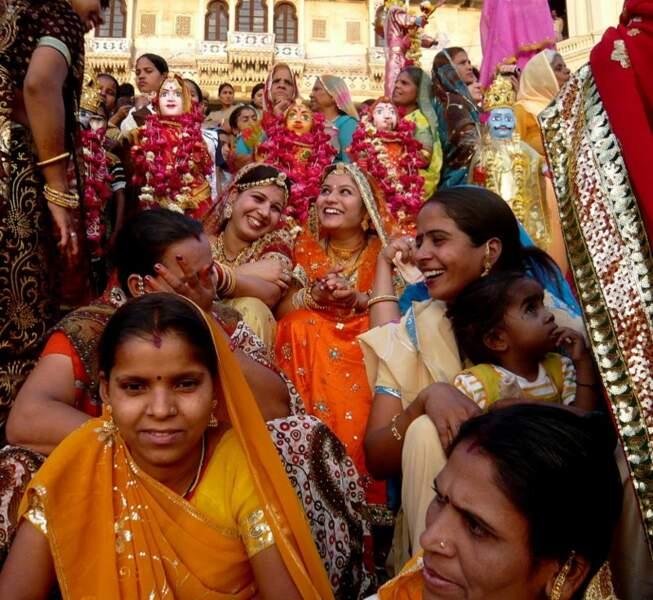 Photo prise au Rajasthan (Inde) par le GEOnaute : ZAZAGABOR