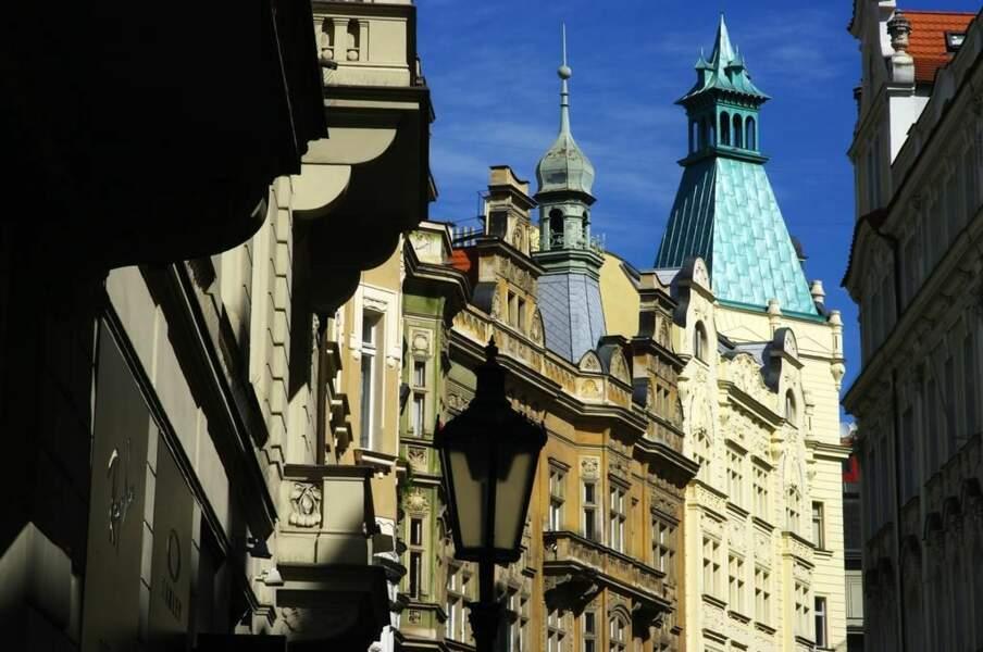 Photo prise à Prague (République Tchèque) par le GEOnaute : Jean-Yves PALFRAY